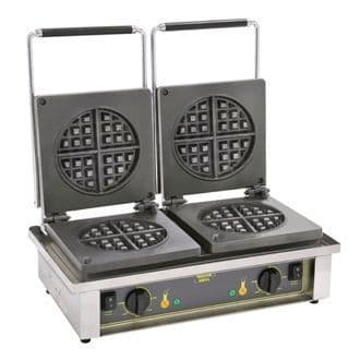 Roller Grill Round Waffle Maker GED75 GP311