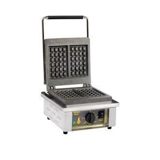 Roller Grill Single Belgian Waffle Maker GES20 GD357