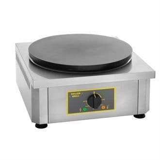 Roller Grill Single Electric Crepe MakerCSE400 GD347