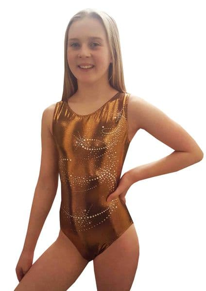 COSMIC COPPER SLEEVELESS From only £25