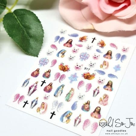 Holy Mix Stickers