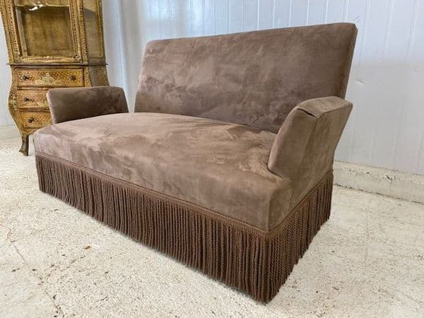Impressive Antique French sofa - just in -  a83