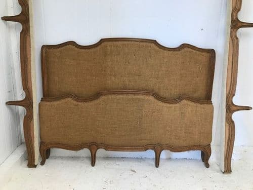 SOLD - Antique King Size French Bed -  g104