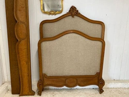 SOLD -Vintage French Single Beds - C121