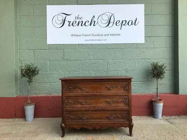 Vintage French Chest Of Drawers - b31