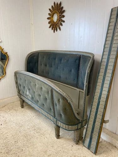 Vintage French King Size Bed -  ha194