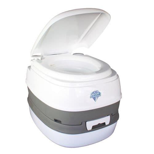 Blue Diamond Nature Calls 16L Flushing Portable Toilet