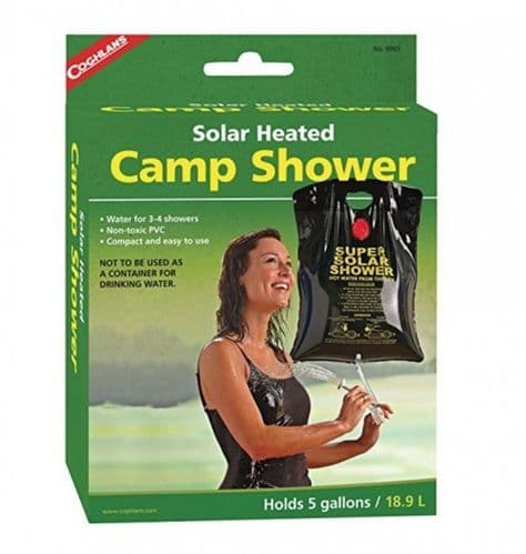 Coghlan's  Solar Camping Shower