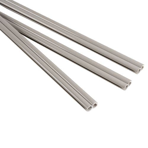 Figure of 8 Awning Channel – 3 Pack