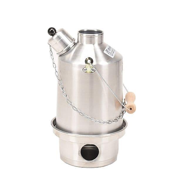 Ghillie Kettle Explorer 1.0 Litre - Aluminium