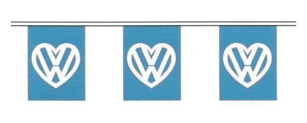 I Love My VW Bunting