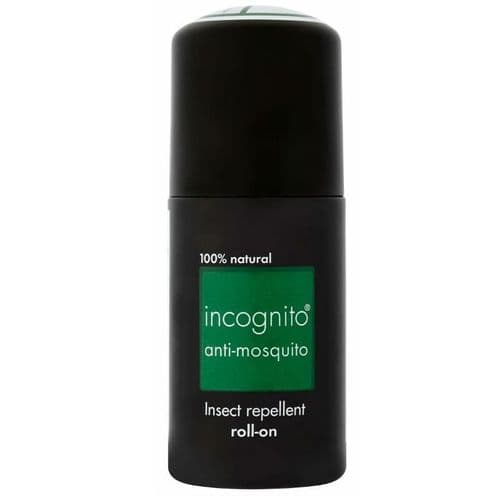 Incognito® Anti-Mosquito Insect Repellent - 50ml Roll on