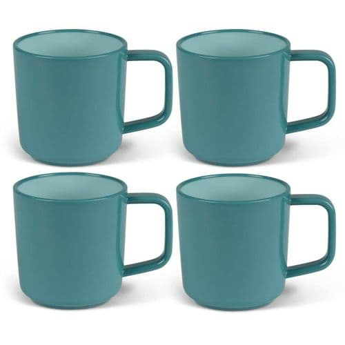 Kampa Camping Mugs - Pack of 4