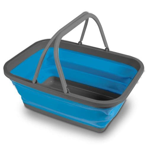 Kampa Folding Washing Bowl – Medium