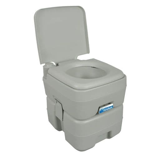 Kampa Portaflush 20 Flushing Portable Toilet