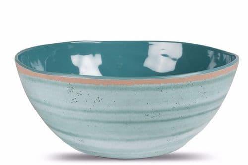 Kampa Terracotta Artisan Salad Bowl