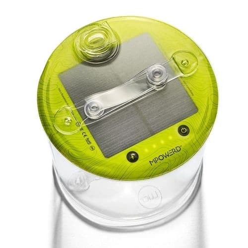 Luci PRO Outdoor 2.0 Inflatable Solar Camping Lantern - USB