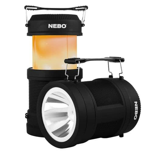 Nebo Big Poppy Rechargeable 4-in-1 Lantern & Torch