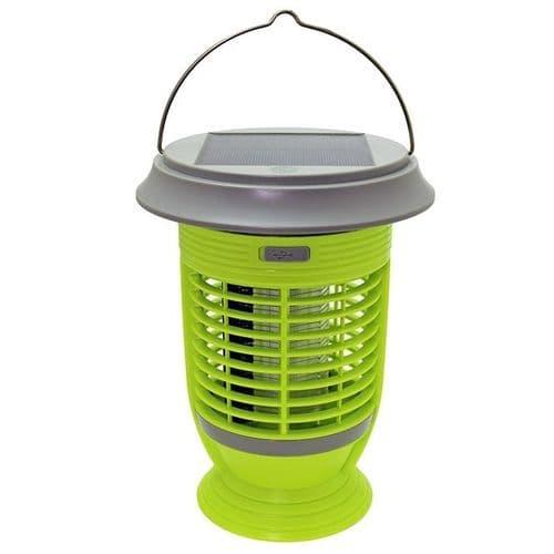 Outdoor Revolution Lumi-Solar Mosquito Killer Camping Lantern