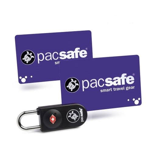 Pacsafe Prosafe 750 Key Card Lock