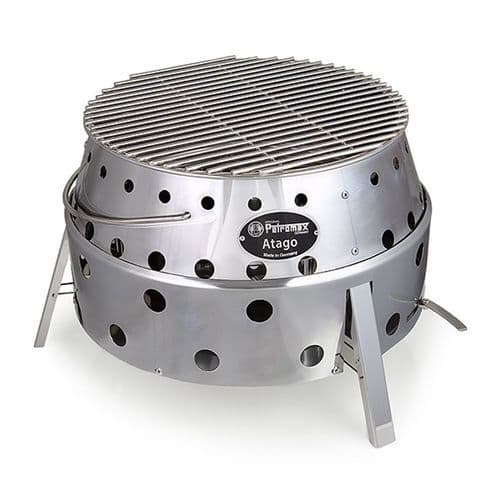 Petromax Atago Retracting BBQ Grill & Fire Pit