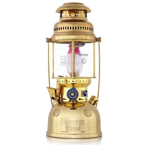 Petromax HK500 Pressure Lamp - Brass