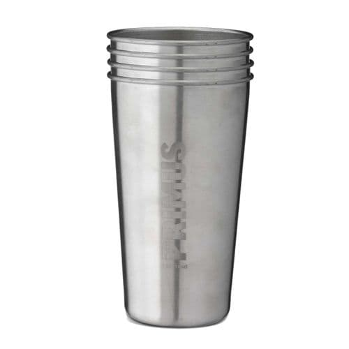 Primus Campfire Stainless Steel Pint  - Pack of 4