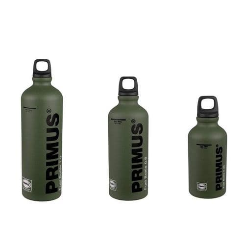 Primus Fuel Bottle – 1L, 0.6L & 0.35L - GREEN