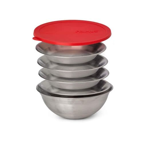 Primus Stainless Steel 5 Piece Serving Kit