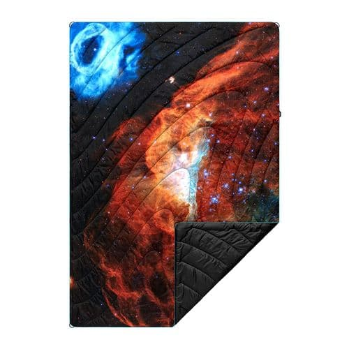 Rumpl Original Puffy Blanket - 1 Person - Cosmic Reef