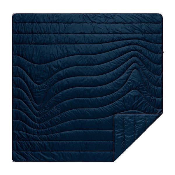 Rumpl Original Puffy Blanket - 2 Person - Deepwater