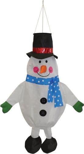 Snowman Windsock