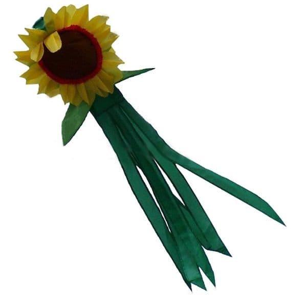 Sunflower Windsock