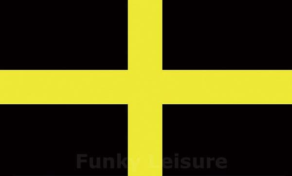The Flag of St David