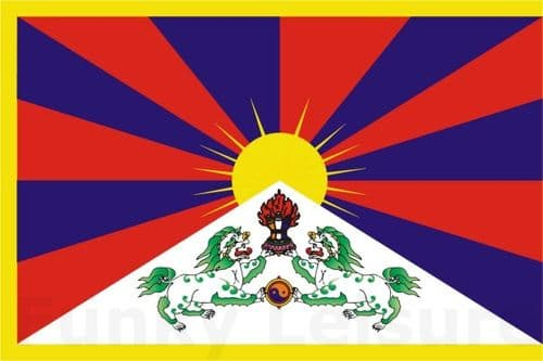 Tibetan Flag – Snow Lion Flag