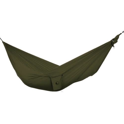 Ticket to the Moon Parachute Hammock - Compact - Army Green