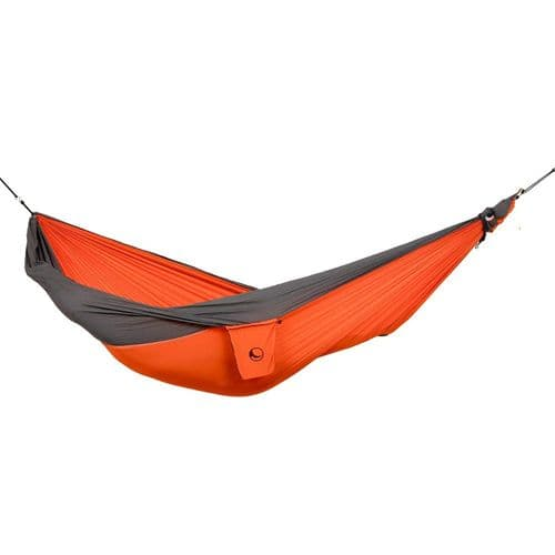 Ticket to the Moon Parachute Hammock - Original - Orange/Dark Grey