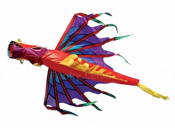 Traditional Chinese Dragon Windsock