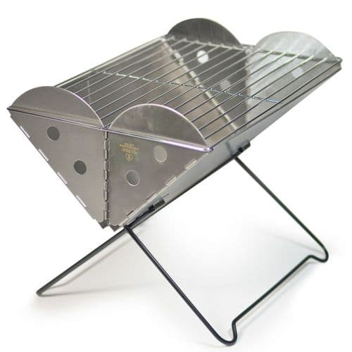 UCO Flatpack Portable BBQ Grill & Firepit