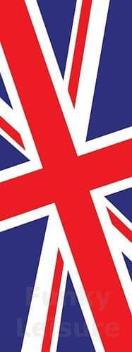 Union Jack Banner Flag