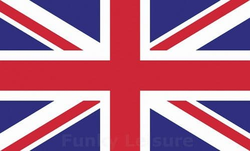United Kingdom - Union Jack Flag