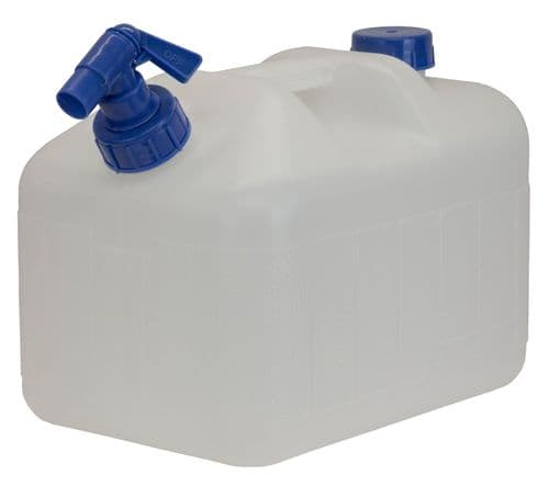 Vango 10 Litre Jerrycan Water Carrier with Tap