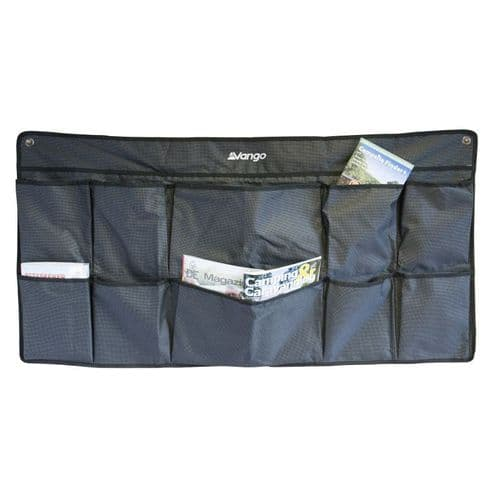 Vango AirBeam Awning Sky Storage Organiser - 10 Pockets
