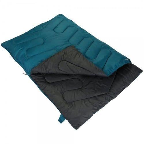 Vango Ember Double Sleeping Bag - Bondi Blue