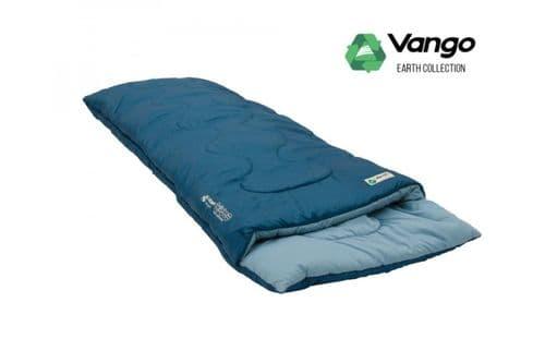 Vango Evolve SuperWarm Single Sleeping Bag - Moroccan Blue