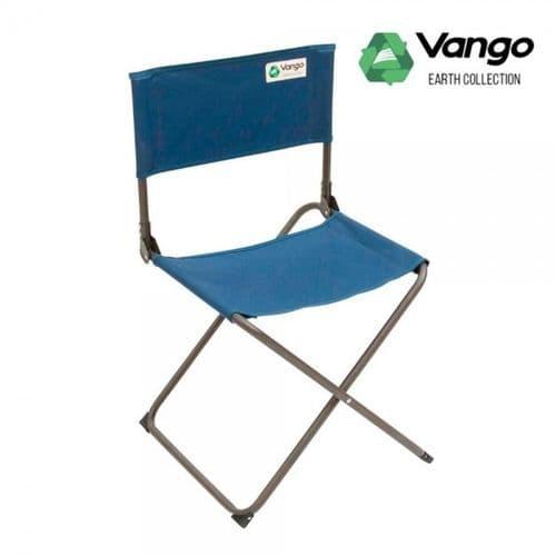 Vango Tellus Fold-Flat Camping Chair