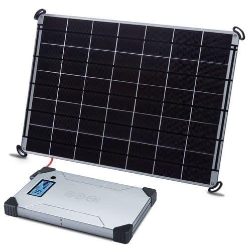 Voltaic 17 Watt Solar Panel Charging Kit
