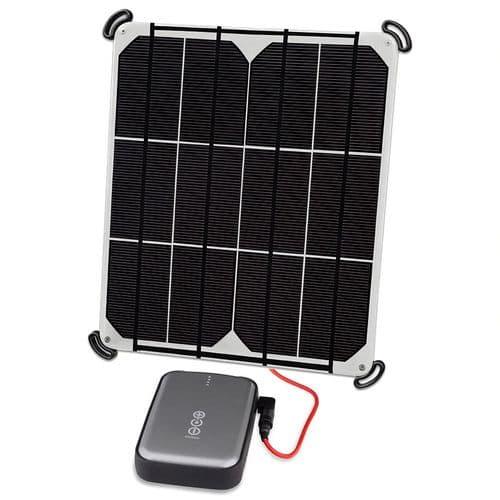 Voltaic 9 Watt Solar Panel Charger Kit