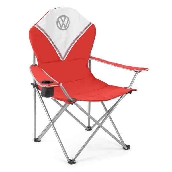 VW Splitty Campervan Deluxe Camping Chair