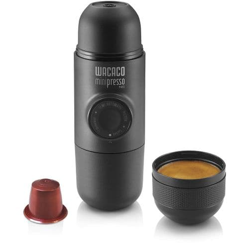 Wacaco Minipresso NS Portable Espresso Coffee Machine
